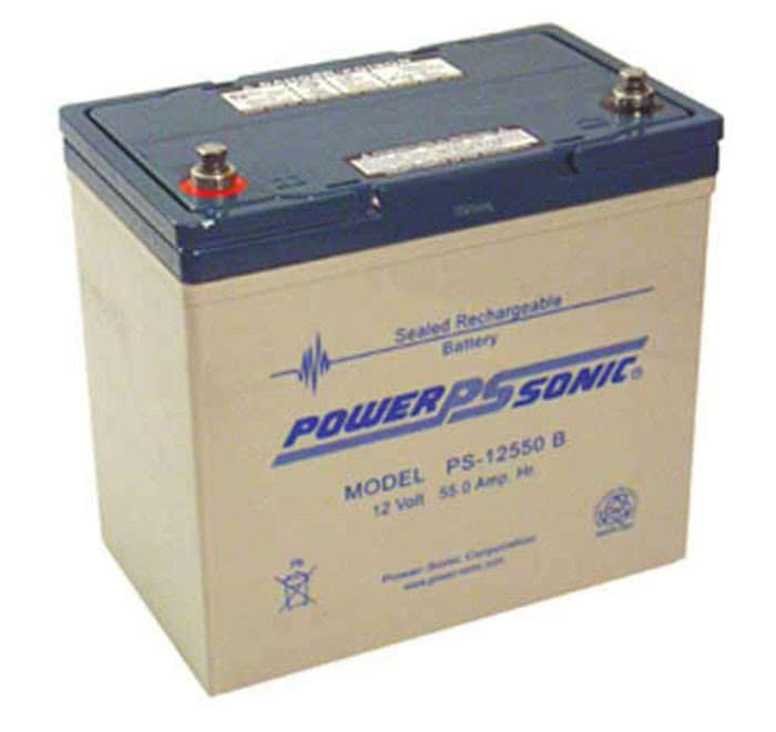 Pride Scooter Batteries on Pride Mobility Jazzy 1121 2002 Wheelchair Batteries Ps 12550   168 67