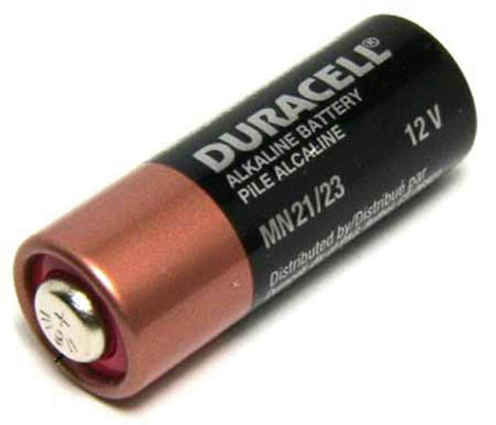 Mn21 Duracell 12 Volt Security Battery Replacement